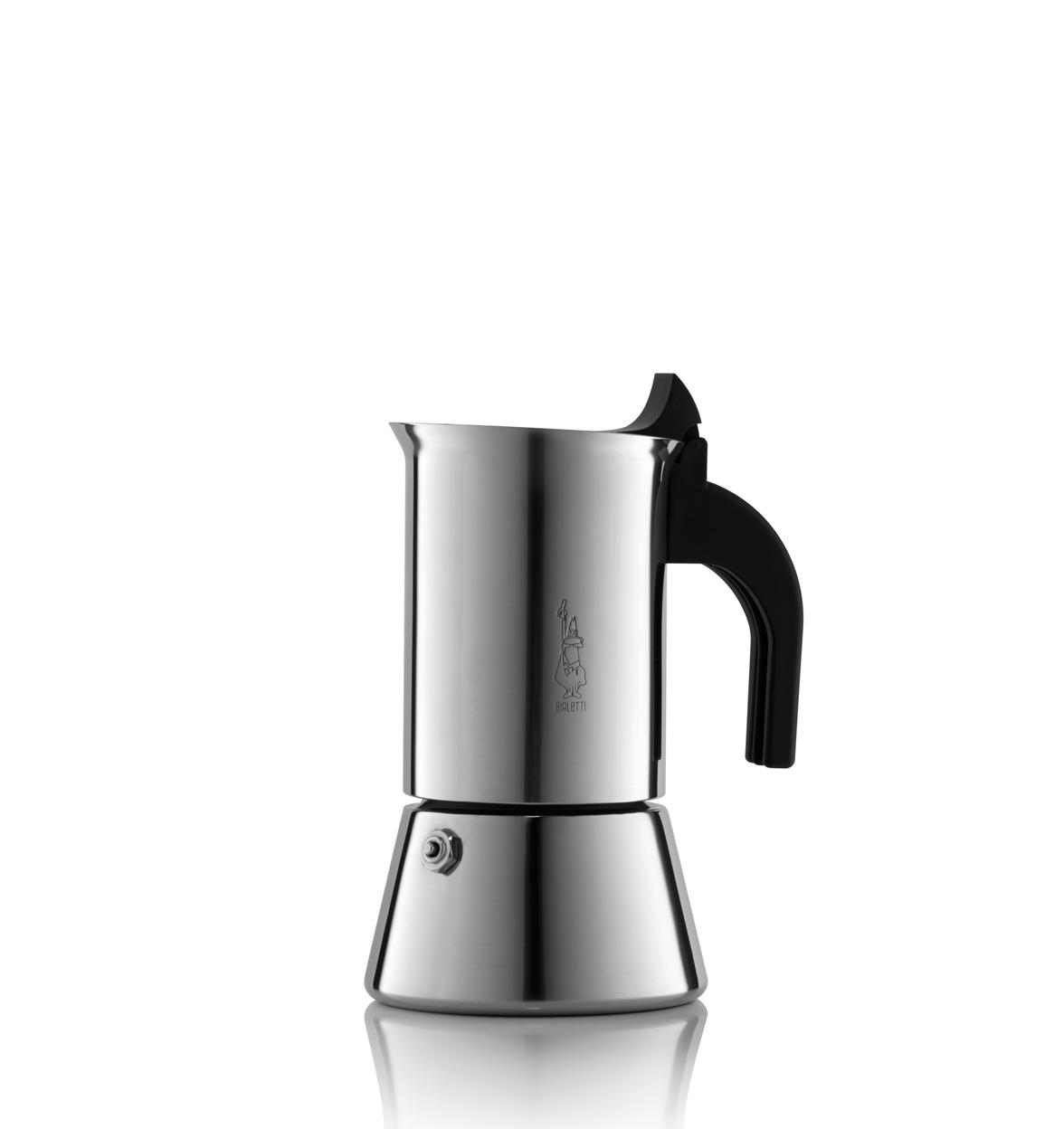 Cafetera espresso para 2 tazas Bialetti Kitty acero
