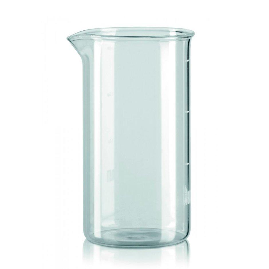 Repuesto Vidrio 1 Litro para Prensa Bialetti
