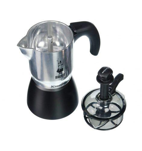 Kremina cafetera especial para café espumado