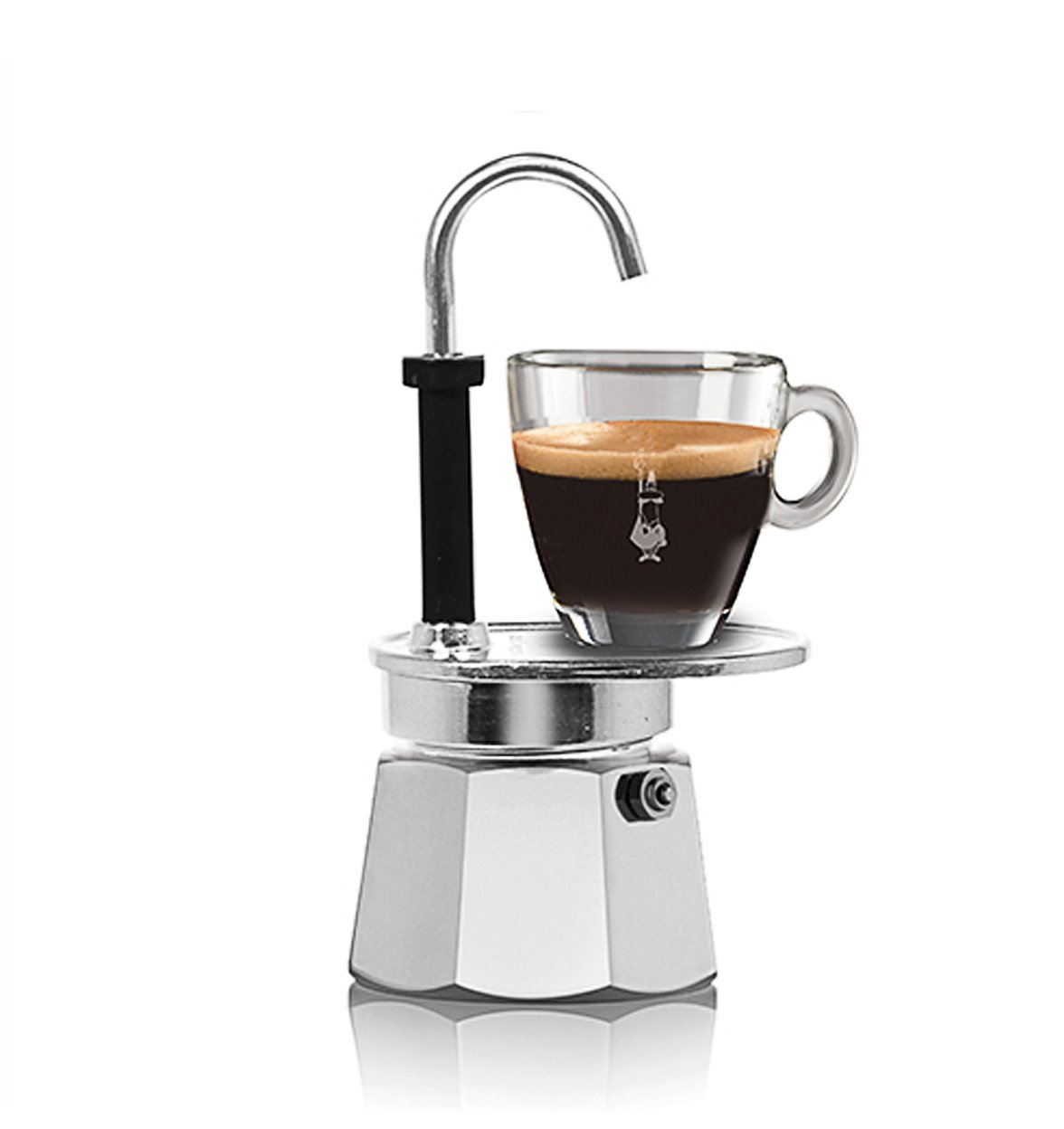 Mini Express cafetera Bialetti para 1 taza