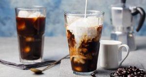 Bebidas de café perfectas para días de calor