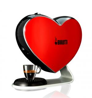 Cafetera eléctrica cuore Bialetti