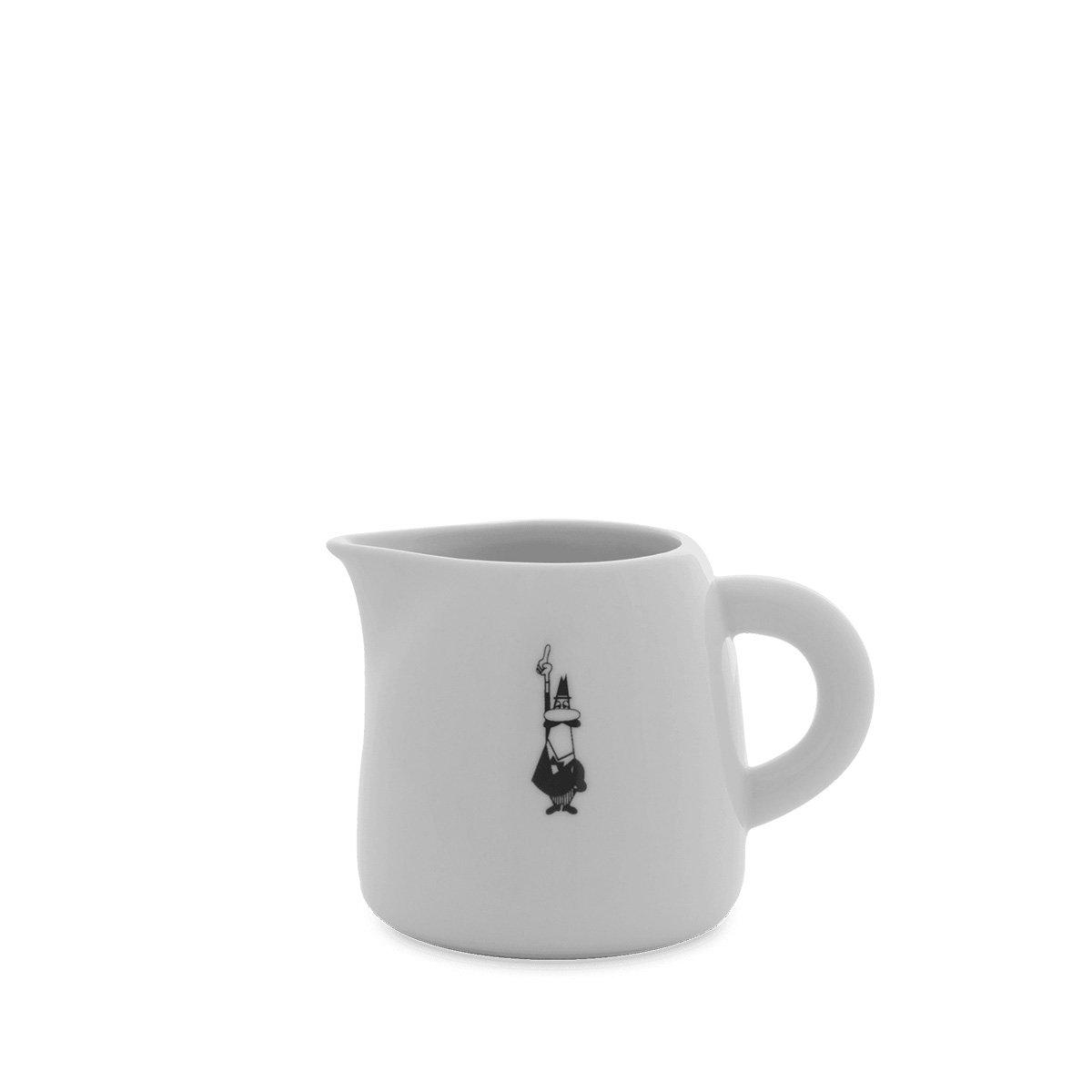 Jarra de leche en porcelana Bialetti