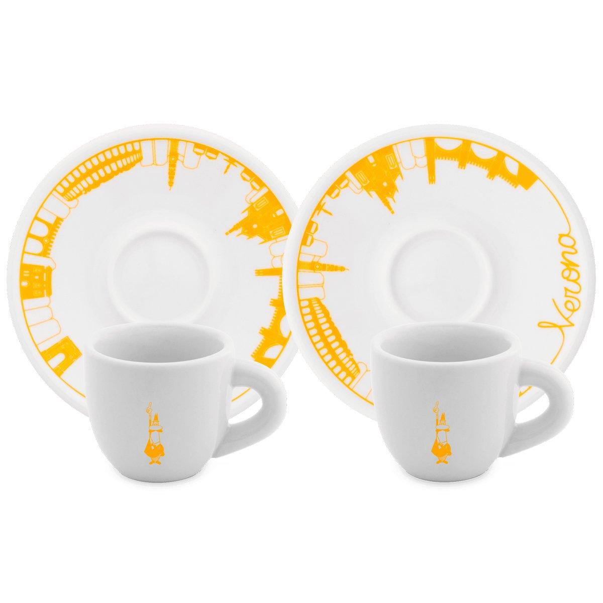 Tazas para espresso marca Bialetti