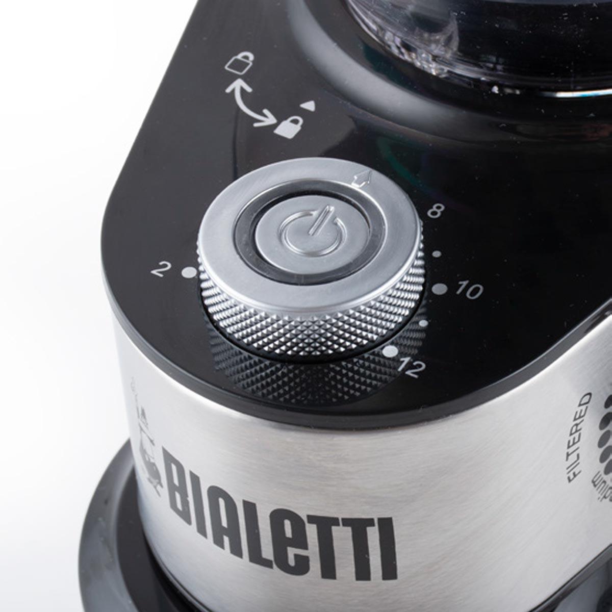 Molinillo para granos de Café Bialetti