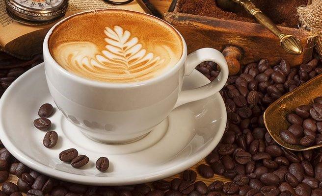 Formas de Preparar café - Cappuccino