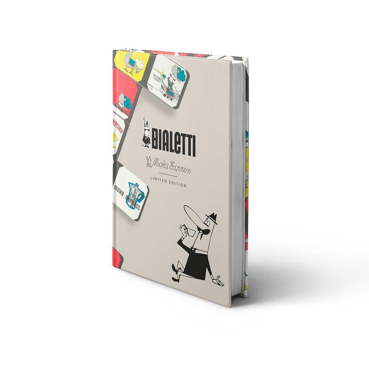 Agenda bialetti limited edition