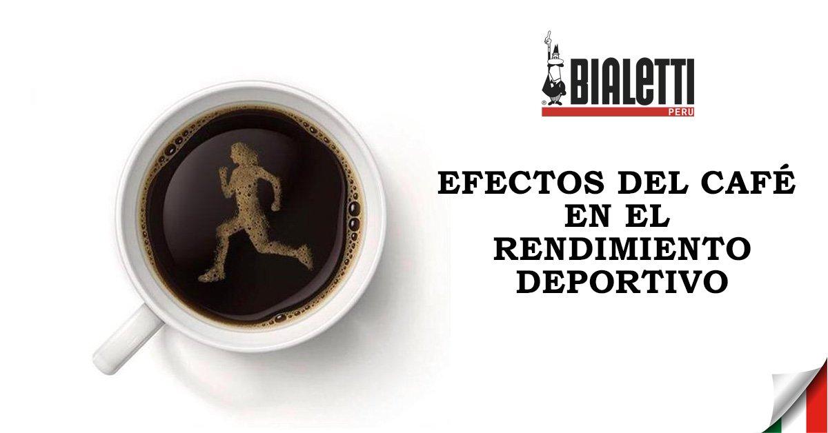 Efectos del café en el rendimiento deportivo