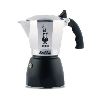 New Brikka 4 tazas Cafetera Bialetti