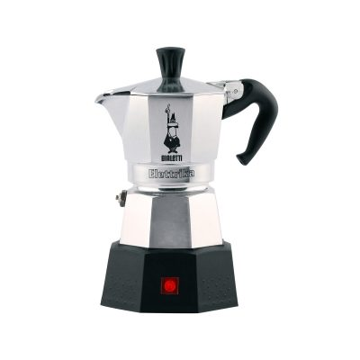 Cafetera Moka Elekttrika 2 Tazas