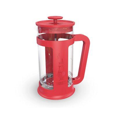 Cafetera-Prensa-Francesa-Smart-Rojo-1LT