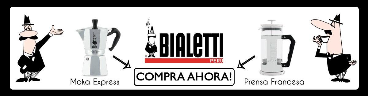 Adquiere tus productos Bialetti.