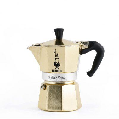 Cafetera italiana Bialetti Moka Express Gold 3 tazas