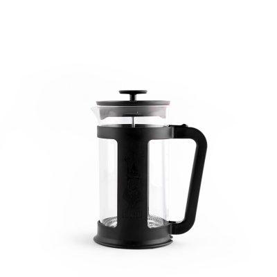 Cafetera Italiana Prensa Francesa Smart Negra 350ml Bialetti