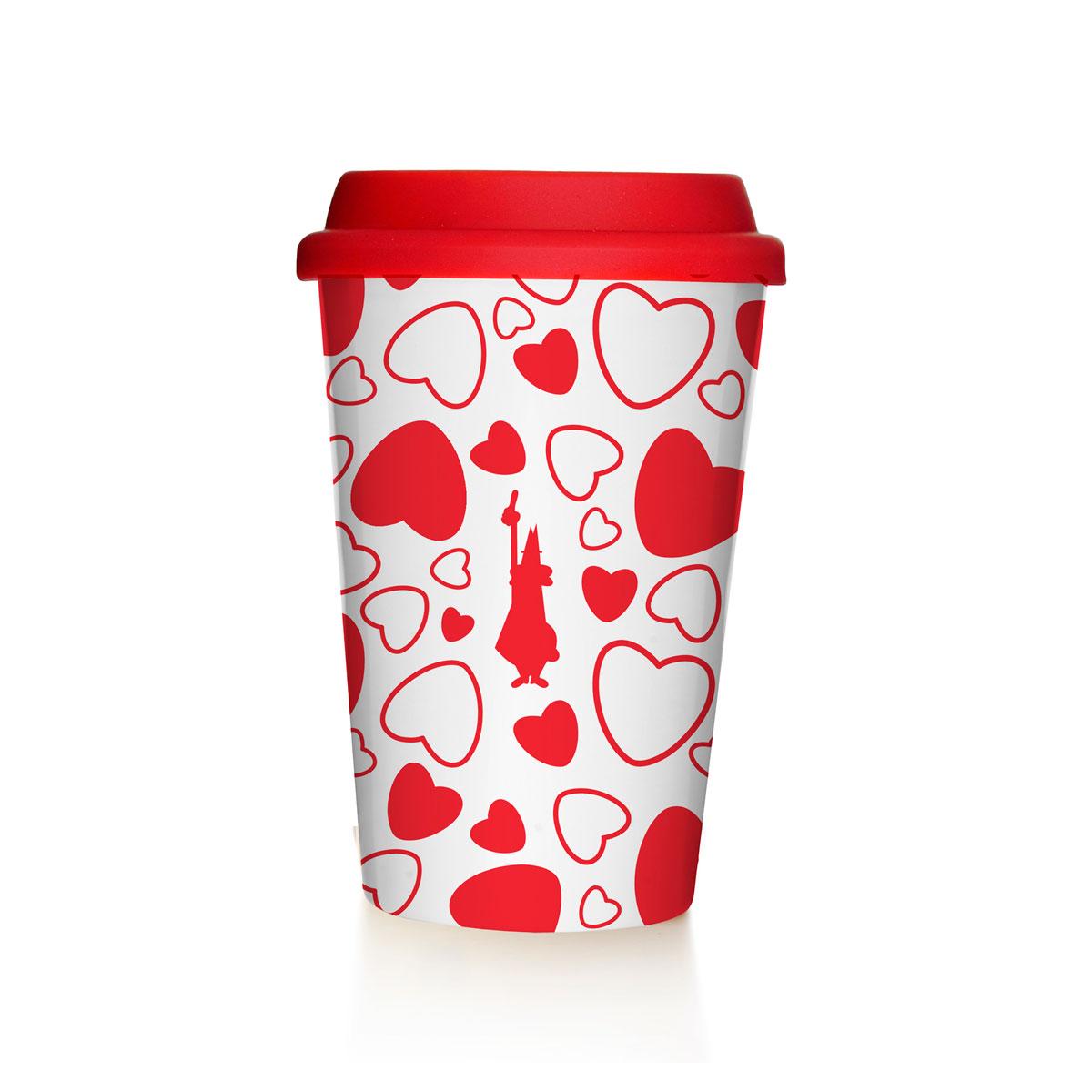 Vaso térmico para llevar Café Mug Take Away Cuore Bialetti Perú