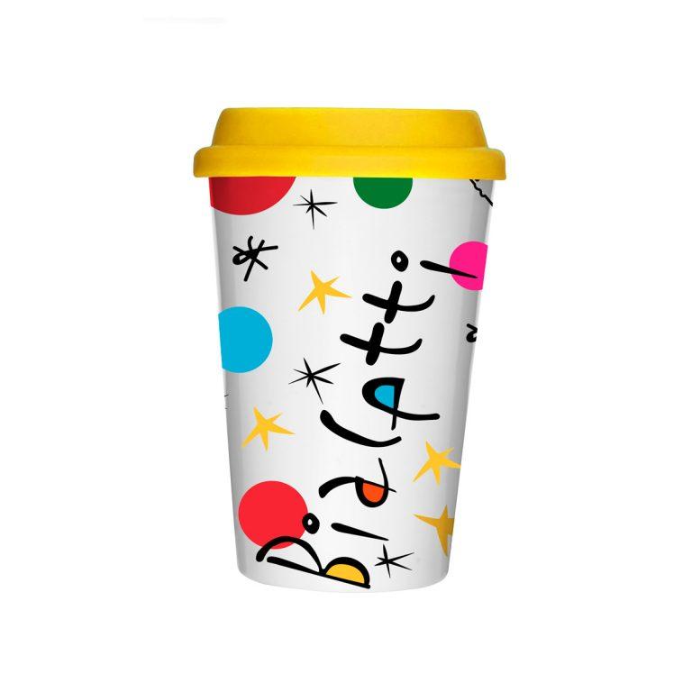 Vaso térmico para llevar Café Mug Take Away Miro Bialetti