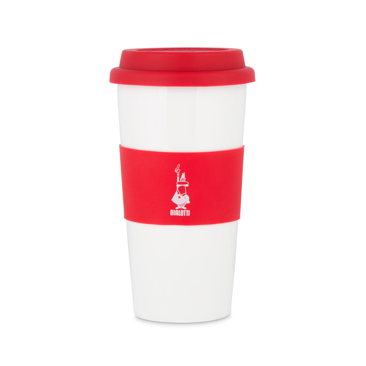 Mug Take Away 400ML Red