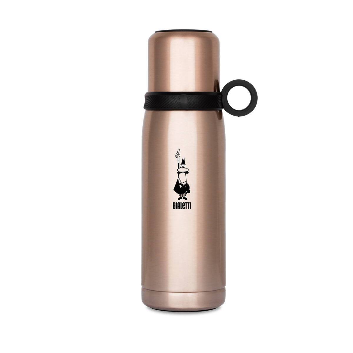 Thermo rose gold de acero inoxidable Bialetti