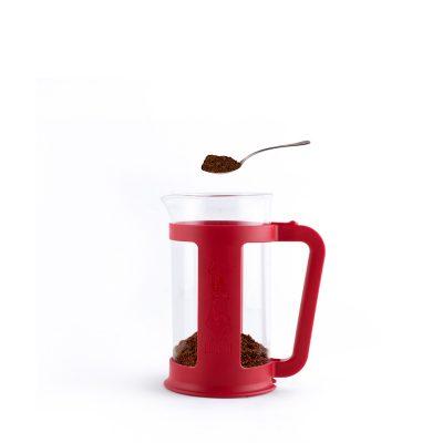Preparar Café Filtrado americano con Cafetera Italiana Prensa Francesa Bialetti