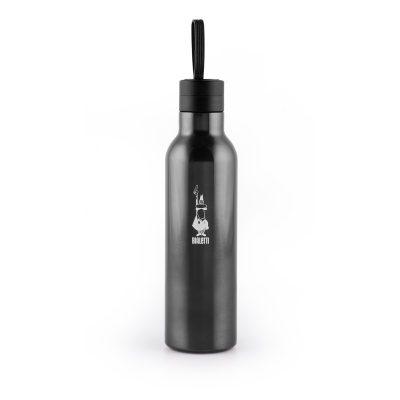 Botella Térmica Gris de Acero inoxidable Bialetti