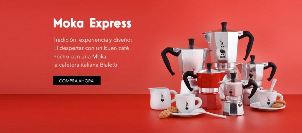 Moka Cafetera italiana Bialetti