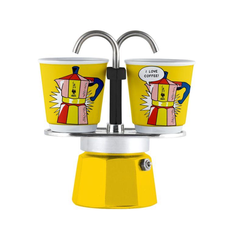 Mini Express de 2 Tazas + 2 Vasitos Lichtenstein