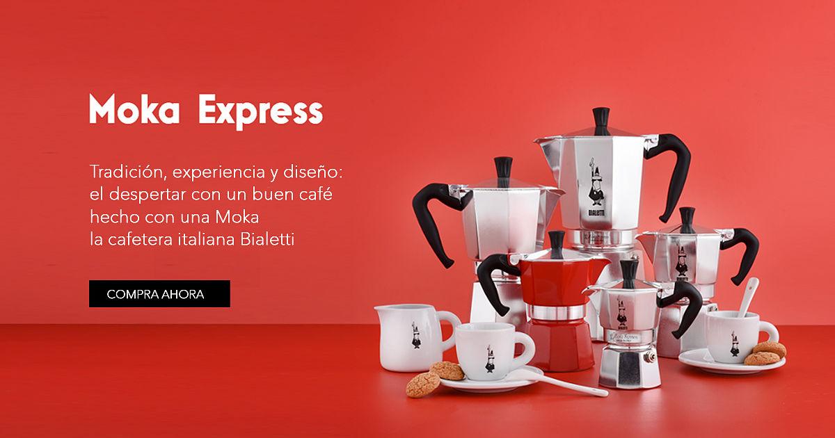 Cafetera Italiana Moka Express Bialetti