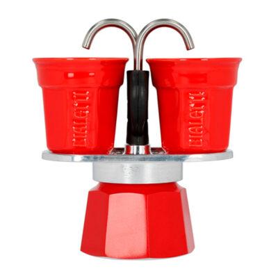 Cafetera Italiana Mini Express Roja Bialetti