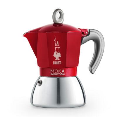 Cafetera New Moka Induction 6 Tazas Black
