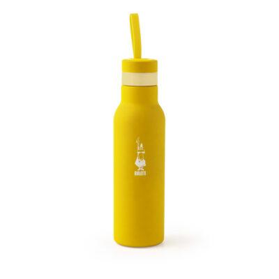 Botella Térmica Arte Amarillo 500 ML