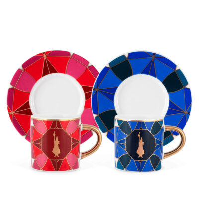 Set 2 Tazas Marruecos Para Espresso